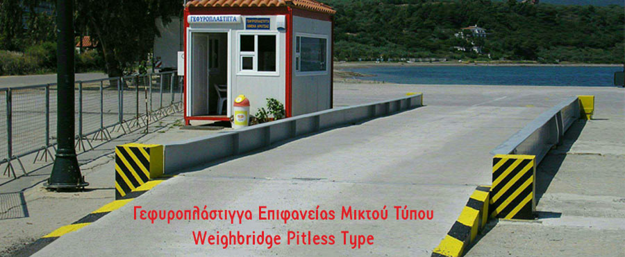 Weighbridge, Portable, Electronic Weighbridges Manufacturer in India