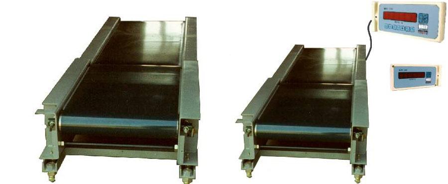 Ζυγός Αποσκευών τύπου ΖΒ της εταιρίας Αλεξίου ΑΕ ζυγιστικές μηχανές