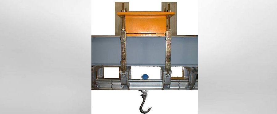 Ζυγός Σφαγείων τύπου ΖΕ της εταιρίας Αλεξίου ΑΕ ζυγιστικές μηχανές