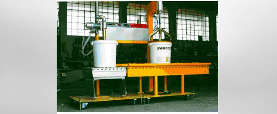 Ζυγιστικό - Κλειστικό Τύπου ΖΚ της εταιρίας Αλεξίου ΑΕ ζυγιστικές μηχανές