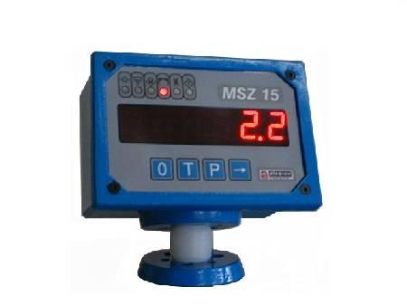 Ηλεκτρονικό Ζυγιστήριο τύπου MSZ 15-1