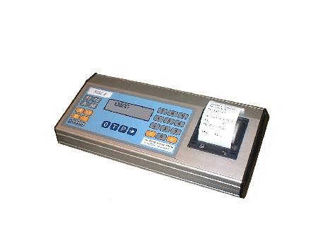 Ηλεκτρονικό Ζυγιστήριο τύπου MSZ 4 με Σειριακή/Παράλληλη Επικοινωνία