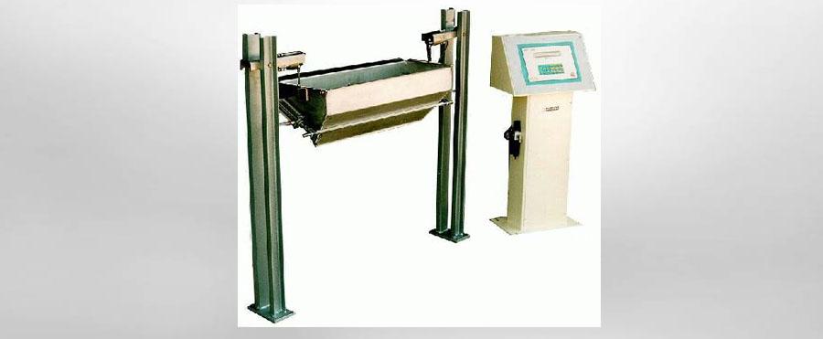 Ζυγιστικό Ελιών τύπου ΕΛΙ της εταιρίας Αλεξίου ΑΕ ζυγιστικές μηχανές