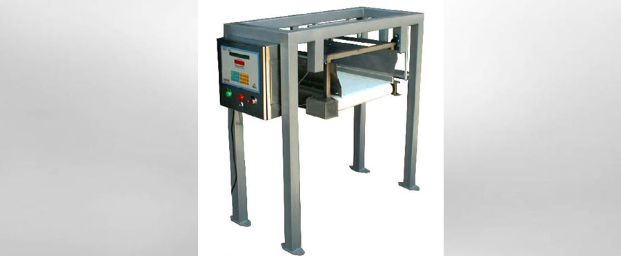 Weighing Belt Scale for Olive type ELI 3000