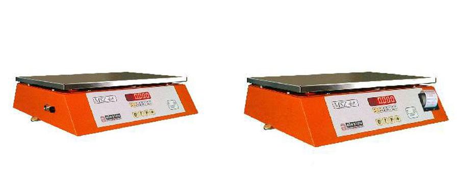 ζυγιστήριο Μικρής Πλατφόρμας τύπου MSZ 4A/B
