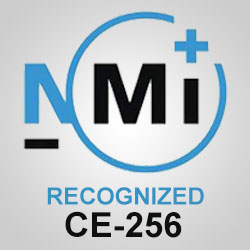 certificate approval of NMI-netherlands