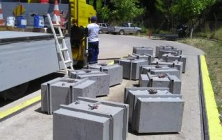 Η γεφυροπλάστιγγα στον ΧΥΤΑ της Ιστιαίας διακριβώθηκε από το διαπιστευμένο εργαστήριο διακριβώσεων της ΑΛΕΞΙΟΥ ΑΒΕΕ - ζυγιστικές μηχανές Αττική