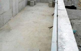 γεφυροπλάστιγγα θεμελίωσης από μπετόν σε βιομηχανία αερίων με 4, 6 ή 8 δυναμοκυψέλες, από την ΑΛΕΞΙΟΥ ΑΒΕΕ, Αθήνα