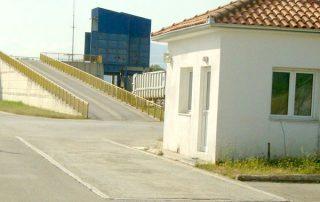 γεφυροπλάστιγγα θεμελίωσης με γέφυρα ζύγισης από μπετόν - τύπος SHB από την ΑΛΕΞΙΟΥ ΑΒΕΕ