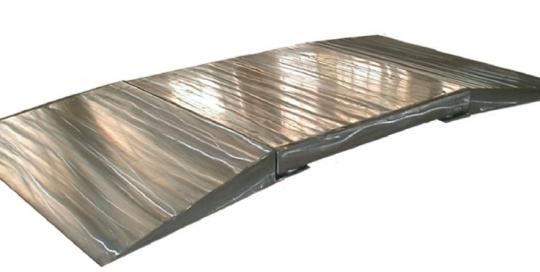 Πλάστιγγα Χαμηλού Προφίλ τύπου PSX της εταιρίας Αλεξίου ΑΕ ζυγιστικές μηχανές