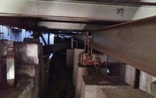 μετατροπή μηχανικής γεφυροπλάστιγγας από την ΑΛΕΞΙΟΥ ΒΕΕ συστήματα ζύγισης