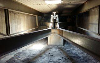 μετατροπή γεφυροπλάστιγγας από το τεχνικό τμήμα της ΑΛΕΞΙΟΥ ΒΕΕ συστήματα ζύγισης στην Αττική