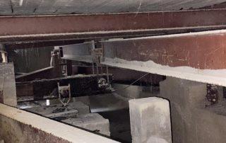 μετατροπή παλαιού τύπου γεφυροπλάστιγγας από την Αλεξίου ΑΒΕΕ