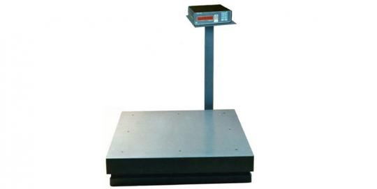 Πλάστιγγα Δαπέδου τύπου PSH της εταιρίας Αλεξίου ΑΕ ζυγιστικές μηχανές