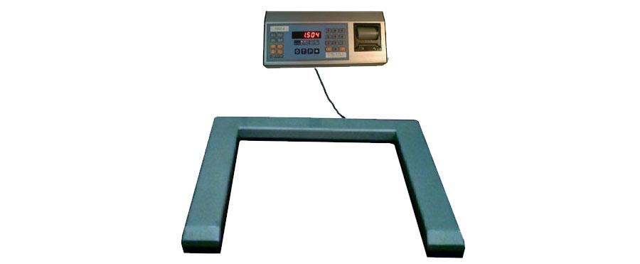 Πλάστιγγα Παλέτα τύπου PAL της εταιρίας Αλεξίου ΑΕ ζυγιστικές μηχανές