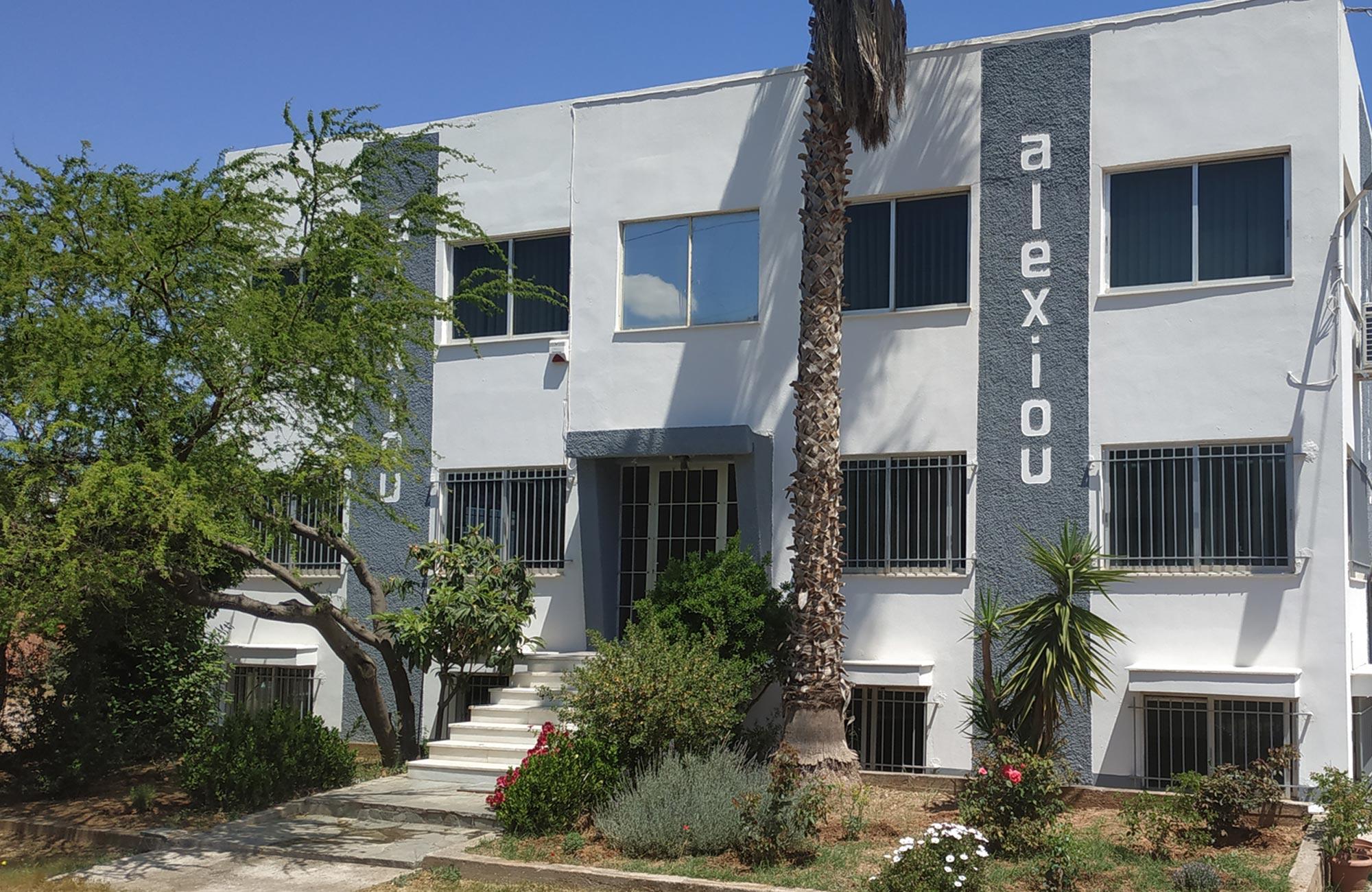 ζυγιστικά συστήματα και αυτοματισμοί από την εταιρία Αλεξίου ΑΒΕΕ στη Μάνδρα Αττικής
